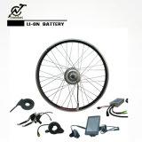 Jogo elétrico da conversão da bicicleta do indicador colorido