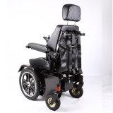 Stehende Hochleistungsenergie heben Sitzelektrischen Rollstuhl an
