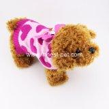 Camisolas novas do cão da cor-de-rosa do abastecimento em produtos do animal de estimação da venda por atacado da produção