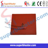 Flexible device Electric Silicone Rubber Heater with Thermocouple