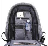 Sacoche pour ordinateur portable de USB-Remplissage de Double-Épaule des sacs à dos Bw1-103 de sac de grande capacité anti-vol d'ordinateur