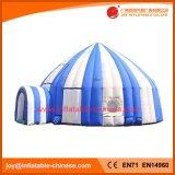 Partie gonflable Igloo dôme orange tente d'exposition (tente1-109)