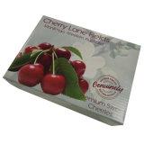 Preiswerter Frucht-Karton-Kasten für Kirschkarton-Kasten mit dem Zoll gedruckt
