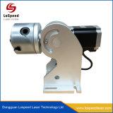 Drehtisch-Ersatzteil-Zubehör der vorrichtungs-Drehtisch-Dreheinheit-3D für Laser-Markierungs-Maschine