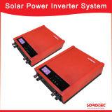 Sistema de energía solar la energía solar inversor con controlador de carga incorporado