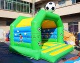 Tema Boucer di salto gonfiabile di gioco del calcio da vendere