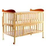 عامة جديدة [فولدبل] خشبيّة سرير [ببي كت]