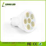 Lohas GU10 LED Dimmable Punkt-Licht der Glühlampe-(50W Halogenbirne-Äquivalent) 6W LED für Hauptdekoration