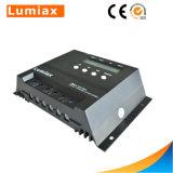 contrôleur solaire d'affichage à cristaux liquides de 48V 40AMPS