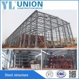 Estructura de acero de la luz de prefabricados de medio ambiente fábrica/Almacén de Material metálico de acero prefabricados de estructura de acero de la construcción de la construcción de acero (taller)