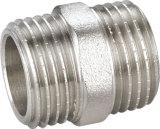 Rosca de 1/2 pulgada Mxm de montaje del tubo de latón forjado desde H58-3