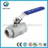Valvola a sfera di controllo dell'acciaio inossidabile DIN3202-M3