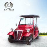 12 Seaters Glegantは電気自動車のスマートなカートを設計した