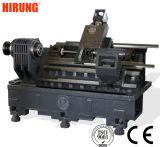 精密Fanucの産業ベンチの大きい金属の仕事域の旋盤機械EL75