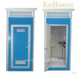 Prefab House Toliet Pública para venda a quente/Prefab Luz Modular Móvel Estrutura de aço House como Toliet Pública