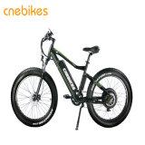 新しいモデルの雪の脂肪質の電気バイクEbike