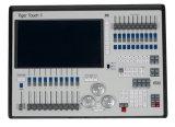 Avolites Tiger Touch 2, 10 sorties avec UPS Tigher toucher la console d'éclairage intérieur