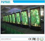 LEDポスターを立てるフルカラーの屋内LEDの企業の広告の表示画面のMimorポスターLEDスクリーン/床