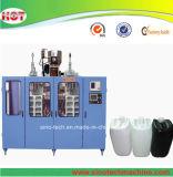 Máquina de moldeo por soplado de botellas de detergentes/Productos de plástico moldeado por soplado máquina extrusora de plástico/