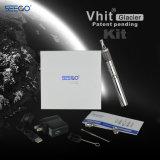 Pluma sana del vaporizador del glaciar de Seego Vhit con el kit del arrancador del Cig del petróleo