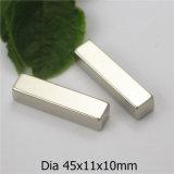Bloc Neodymiummagnet de la vente en gros N35 de fournisseur de la Chine de NdFeB permanent