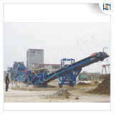 Máquina de linha de trituração de sucata hidráulica