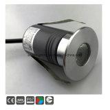Mini LED IP67 de Metro de luz LED enterrada la luz de la luz de cubierta