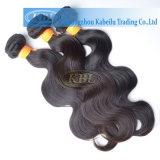 Волосы объемной волны, индийские выдвижения человеческих волос