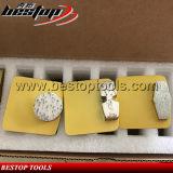 Плита сильного диаманта замка Redi пакета меля для конкретных точильщиков