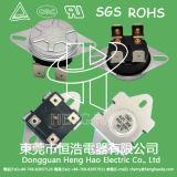Interruptor del regulador de temperatura Ksd302, protector la termal Ksd302
