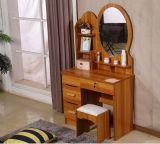 Madeira madeira espelho de cortesia moderno quarto de vestir Tabua Turismo Tabela