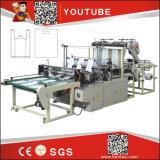 Del héroe de la marca de fábrica bolso no tejido automático por completo que hace el manual de la máquina (WFB-D)