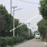 9m Pole 130W LED Solar Luz de Rua