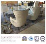 Мебель гостиницы с живущий стулом отдыха комнаты для сбывания (YB-C402)