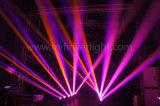 LED 150Wの点+ビーム移動ヘッド