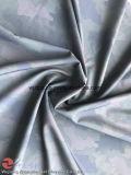 tessuto di stirata dello Spandex del poliestere di stampa 100d per l'indumento