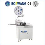 AUTOMATIC single end to terminal Crimping and Tinning Machine for 4wires