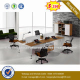 (HX-8N3027) Poste de travail personnalisé de cloison de séparation de forces de défense principale de meubles de bureau