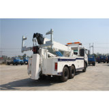 Sinotruk HOWO 6X4の道のレッカー車のレッカー車の回復トラックの車輪の上昇のレッカー車