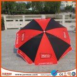 屋外のレストランのショッピング日傘