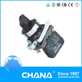 22мм электрический кнопочный переключатель с маркировкой CE RoHS утверждения