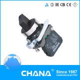 Marcação ce aprovado RoHS Electrical 22mm Interruptor de Botão de pressão