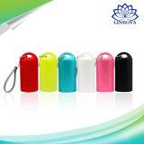 小型携帯用Keychain力バンクの移動式電源USBの充電器電池