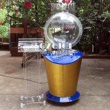 Prezzo poco costoso di salto della macchina della sfera dell'illustrazione dell'aria elettrica automatica di lotteria