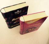 Buch-Form-Geschenk-Nahrungsmittelsüßigkeit-Zinn-Kasten