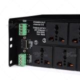 Sequencer van de Macht van 12 Kanaal van Skytone de Audio voor de AudioApparatuur van het Stadium