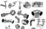 Feste die Aluminiumlegierung des neuen Entwurfs-2017 halb Druckguss-China-Fabrik