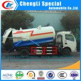 5000L Alibaba 중국 하수 오물 배수장치 트럭 트럭을 빠는 찌끼 빠는 트럭 찌끼 흡입 트럭 하수 오물 트럭 하수구