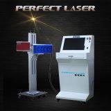 Hotsale máquina acrílica plástica do equipamento da marcação do laser portátil/Desktop 10With 30With 60W do CO2
