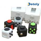 Bola de la tensión de los juguetes del foco del cubo de la persona agitada para la presión del desbloquear